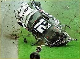 disaster car crash video