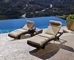 Wooden Outdoor Chaise Lounge Chairs Stylish Pool Chaise Lounge Chairs Teak Chaise Chair Traditional