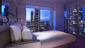 Home Theater Design New York City Affordable Luxury Hotels Yotel