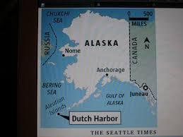 Dutch Harbor Alaska Map by April 2010 Noaa Teacher At Sea Blog