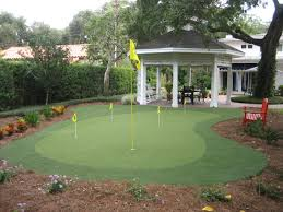 Putting Turf In Backyard Backyard Putting Green Pictures Backyard Putting Greens Reviewing