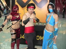 Skarlet Mortal Kombat Halloween Costume Geek Photos