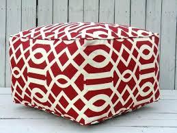 outdoor ottoman cushion replacement fancy patio ottoman cushions brilliant best solarium fabrics images