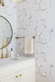 wallpaper bathroom designs 165 best bathrooms images on bathroom ideas master