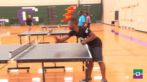 table tennis games tournament intramural table tennis tournament youtube