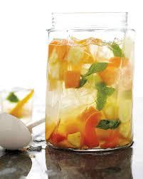 summer fruit sangria martha stewart living for a more festive