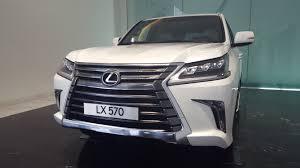 xe lexus moi nhat lexus lx 570 2017