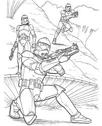 star wars colouring pages 26 print color free