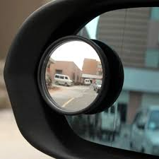 Best Place For Blind Spot Mirror Accessorygeeks Com Universal Blind Spot U0026 Round Mirror