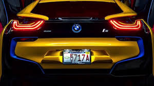 Bmw I8 Yellow - custom yellow bmw i8 by turner motorsport for sale youtube