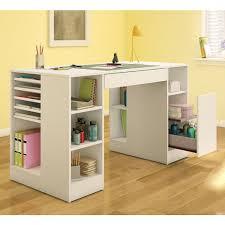 craft desk with storage home decor kids unit corner artwork