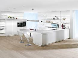 White Kitchen Island With Stools by Wondrous Modern Kitchen Ideas With Cool Acrylic Kitchen Cabinet