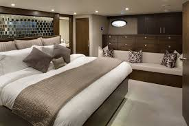 Encore Yacht Contemporary Bedroom Vancouver By Old World - Custom cabinets bedroom