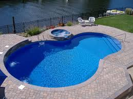 how do they build a swimming pool building an inground swimming