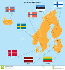 Europe Countries Map by Europe Countries Maps Royalty Free Stock Photo Image 32080985