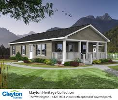 new clayton mobile homes photos the washington 4428 9003 81hnh28443ah clayton homes of