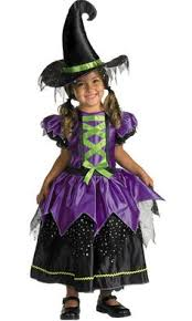 Halloween Witch Costumes Toddlers Adorable Orange Black Halloween Witch Costumes Perfect