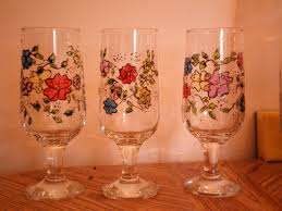 awesome decorating wine glasses decorating wine glasses with