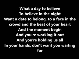 take that these days hd lyrics