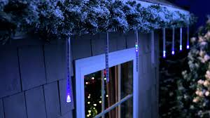 led icicle christmas lights outdoor home lighting led dripping icicle lights uncategorized led icicle