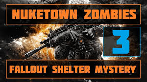 Easter Egg Quotes Black Ops 2 Nuketown Zombies Fallout Shelter Easter Egg Part 3