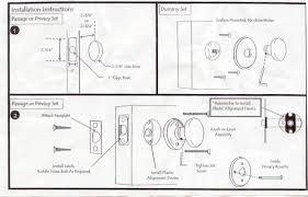backyards installing door knobs locks and knob without screws