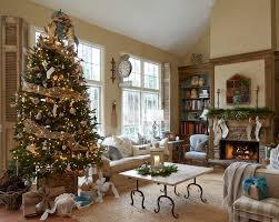 Christmas Tree Ribbon Decorating Magnificent Christmas Tree Ribbon Decorating Ideas For Family Room