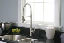 premier kitchen faucet premier 120334lf essen kitchen faucet for a more modern look