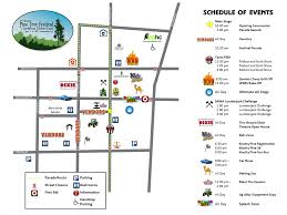 Southeast Us Road Map New Route For 2017 Parade U2013 Pine Tree Festival U0026 Southeast Timber Expo