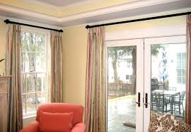 Patio Door Window Panels Sliding Patio Door Window Treatments Home Intuitive Doorwall