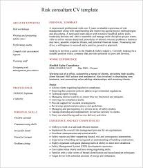 consulting resume exles sle consultant resume 5 documents in pdf word psd