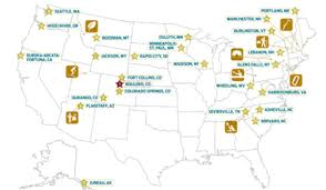 Cities In Colorado Map by The Best Cities To Raise An Outdoor Kid Backpacker