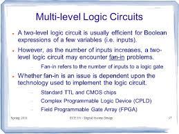 ece 331 u2013 digital system design nand and nor circuits multi level