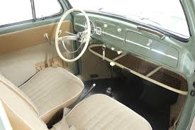 1961 vw original interior dash volkswagen beetle pinterest