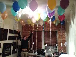 birthday balloons for him birthday for my boyfriend 26th birthday i filled his