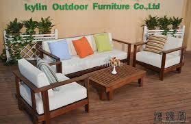 Wooden Sofa Furniture Wood Sofa Set Designs For Small Living Room Savae Org