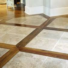 Kitchen Tile Flooring Ideas how to mix hardwood and ceramic tile flooring in different rooms