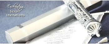 scroll invitation rods scroll wedding cards buy scroll wedding invitations