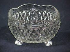 Vintage Waterford Irish Crystal Lismore Bowl By Birneycreek Beautiful Two Vintage Diamond Cut Glass Tumblers Wexford Water