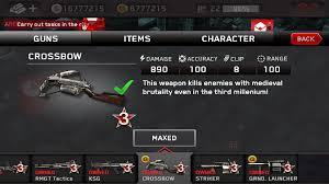 game dead trigger apk data mod dead trigger v1 9 5 mod apk data is here latest updated on hax