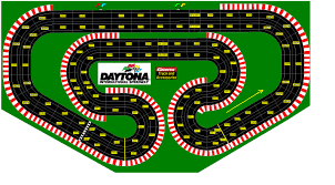 Road Atlanta Track Map by Famous North American Racing Circuits In Miniature Slot Cars