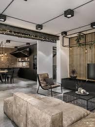 industrial loft modern loft in kaunas industrial style wrapped in unpretentious