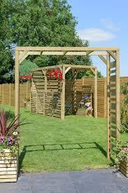 grange urban garden arch garden furniture and garden building