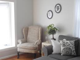 Light Grey Walls White Trim by Neutral Living Room Paint Color Benjamin Moore Gray Owl Oc 52 At