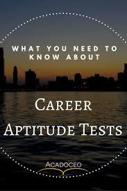 best 25 career aptitude test ideas on pinterest job aptitude
