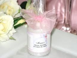 candle favors bridal shower candle votive favors