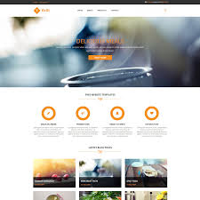 halloween website templates 250 free responsive html5 css3 website templates