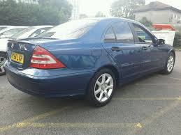 mercedes c220 cdi auto late 2004 facelift model full service