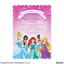 disney princess birthday card disney princess birthday and