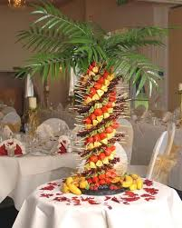 fruit centerpieces best 25 palm tree fruit ideas on pineapple tree